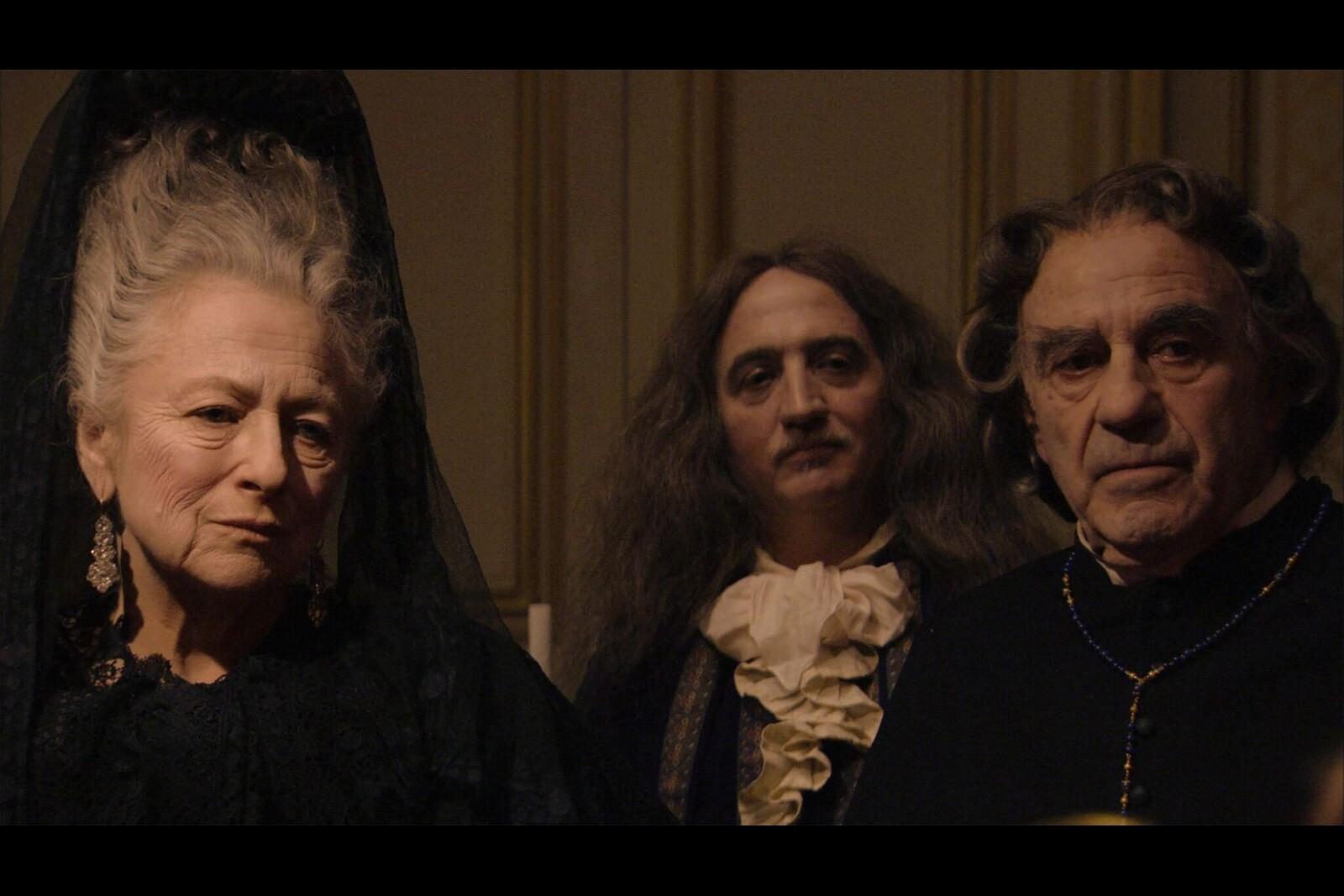 La Mort de Louis XIV - TAP Castille - Cinéma
