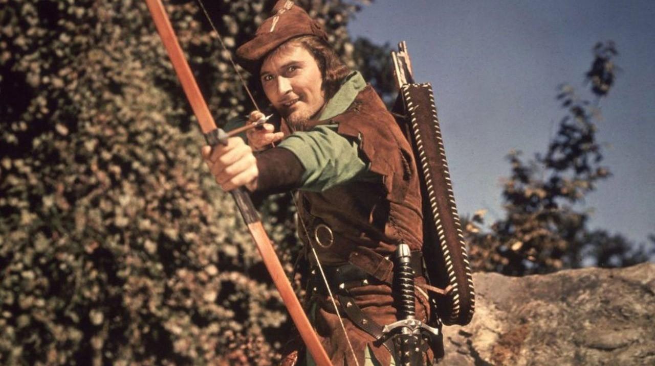 """Résultat de recherche d'images pour """"Les Aventures de Robin des Bois"""""""